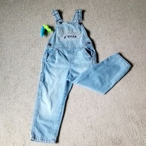 Coverall Oshkosh toddler size 4T